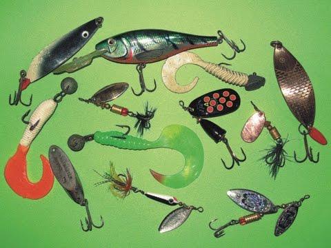 Приманки для ловли хищника